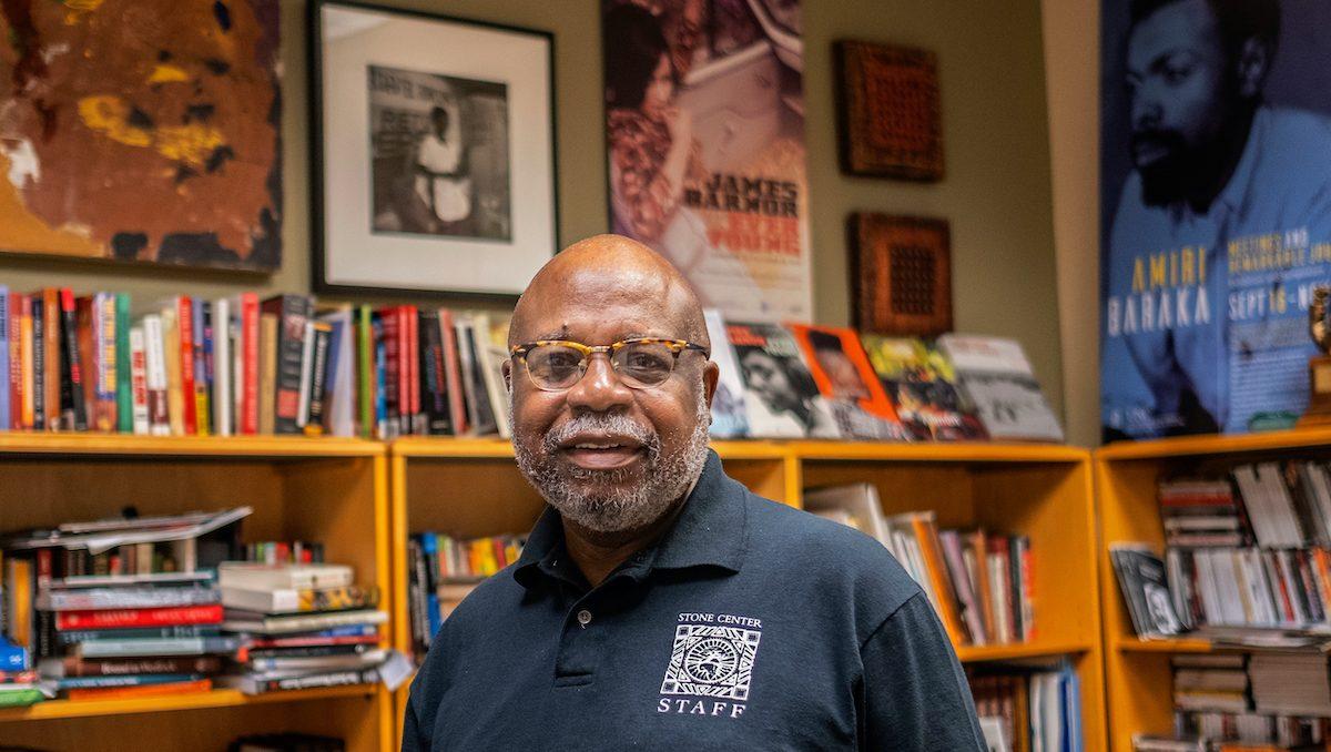 Joseph Jordan Director, Sonja Haynes Stone Center