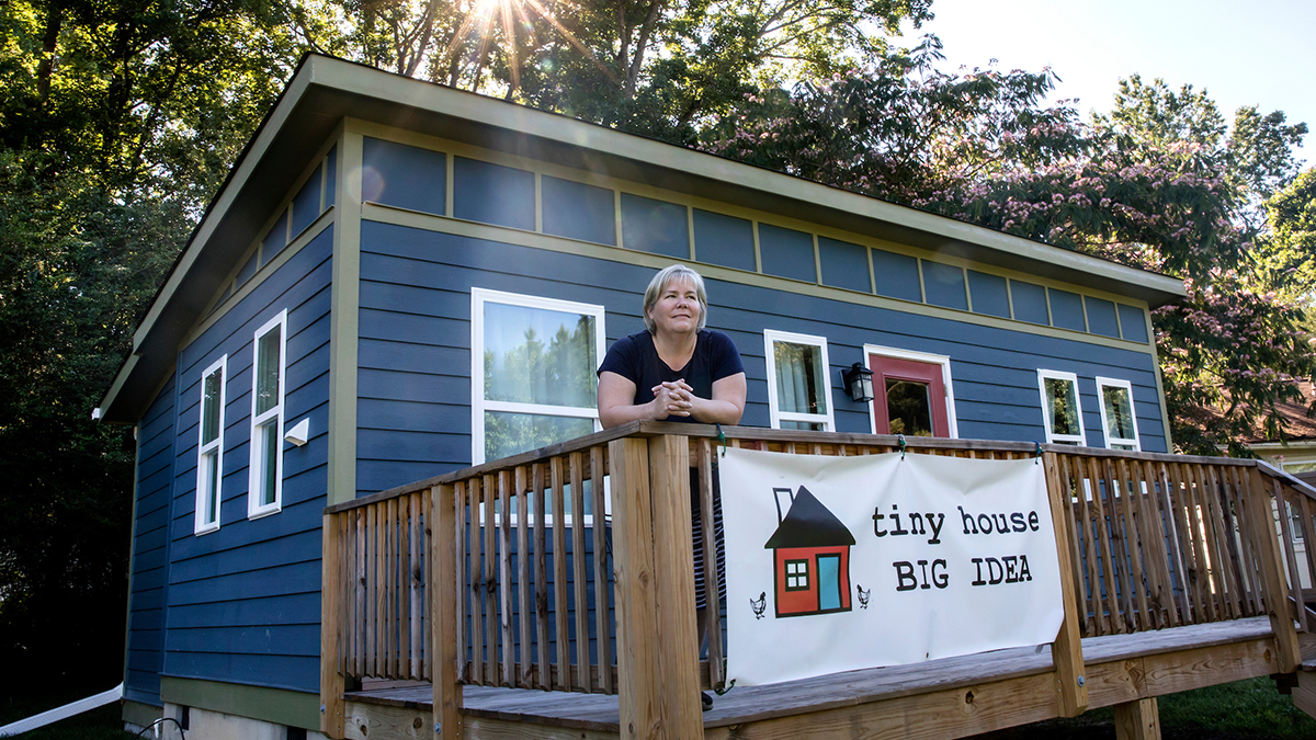 $26 million grant to fund construction of Tiny Homes  The Well