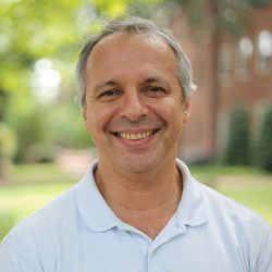 Alex Tropsha, K.H. Lee Distinguished Professor in Carolina's Eshelman School of Pharmacy