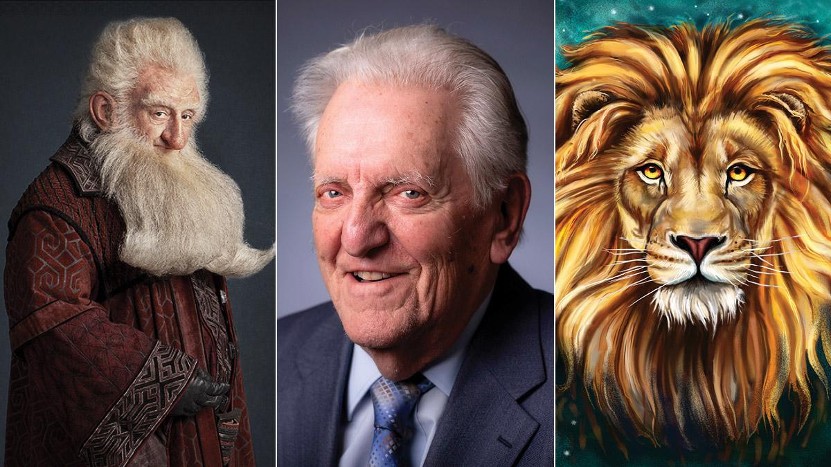 Bilbo Baggins of Tolkien's