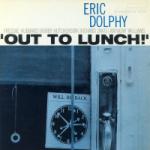 """""""Out to lunch"""" album cover"""