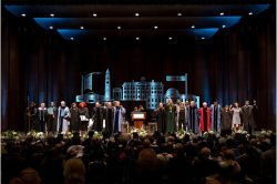 The University's 226th birthday celebration