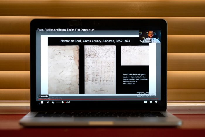 While the extensive records from plantations, donated by the descendants of their white owners, can be invaluable to researchers, they come at a high emotional price to the descendants of the enslaved, said Laura Hart.