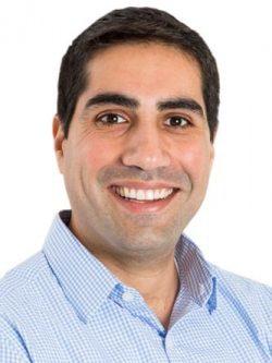 Amir Barzin headshot