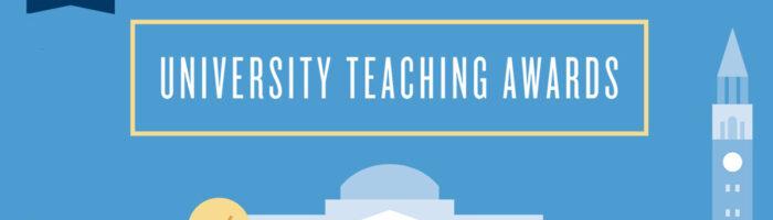 2021 University Teaching Awards