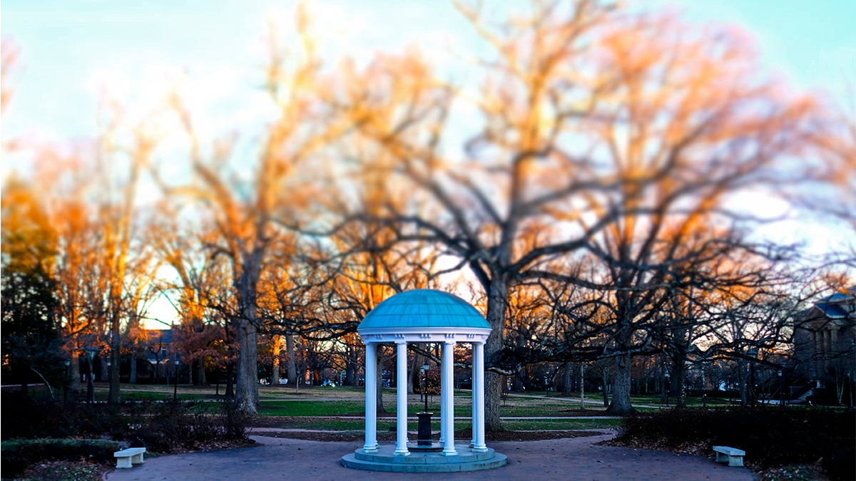 The Old Well in winter