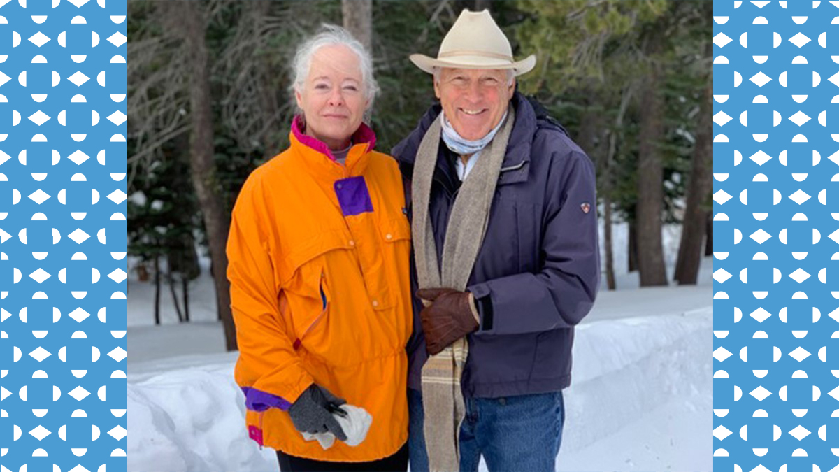 A major gift from Nancy, '74, and Doug Abbey will foster meaningful public discourse about the most pressing issues of the day.