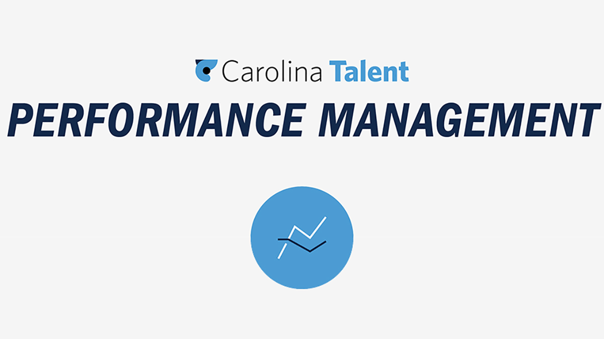 Carolina Talent Performance Management