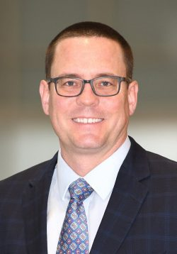 Dr. Ian Buchanan of U.N.C. Health.