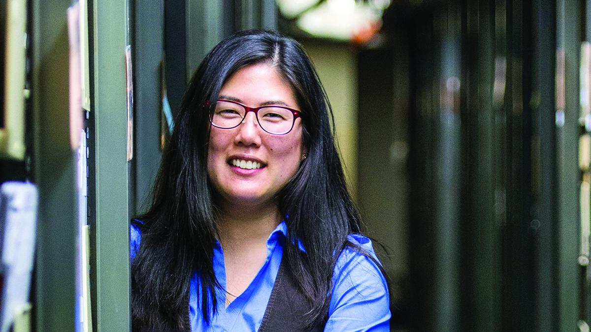 Heidi Kim (photo by Steve Exum)