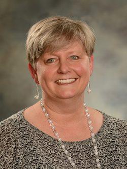 Morganton city manager Sally Sandy.