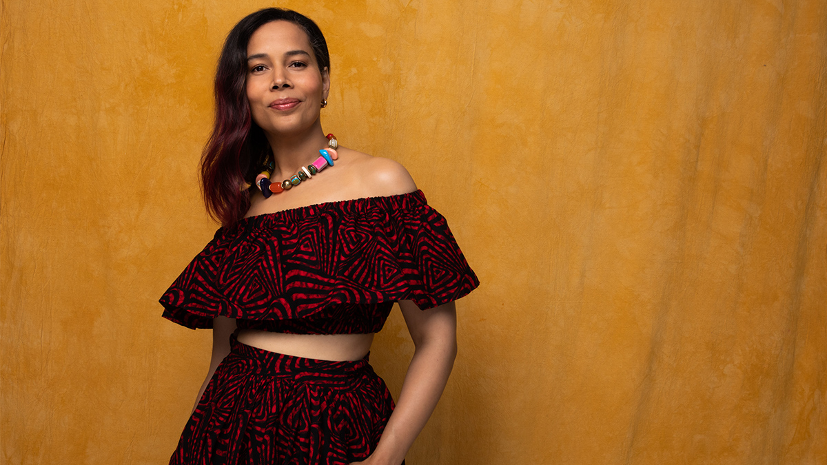Grammy and MacArthur Award-winning musician Rhiannon Giddens will begin a three-year residency at Carolina Performing Arts in the spring of 2022.