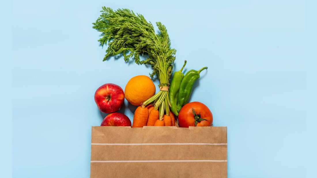 In this study, participants will receive either healthful foods or a stipend each month.